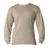 Rothco - Long Sleeve T-Shirt - Sand