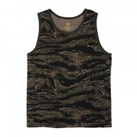 Rothco - Tank Top Tiger Stripe