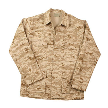 Rothco - Ultra Force Desert Digital Camo BDU Shirt