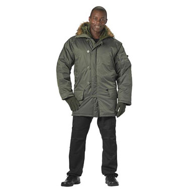 Rothco - Cold Weather N-3B Parka Jacket