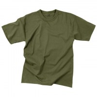 Rothco - Heavyweight 6oz T-Shirt - Olive Drab