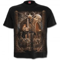 Spiral Direct - CELTIC PIRATES - T-Shirt Black
