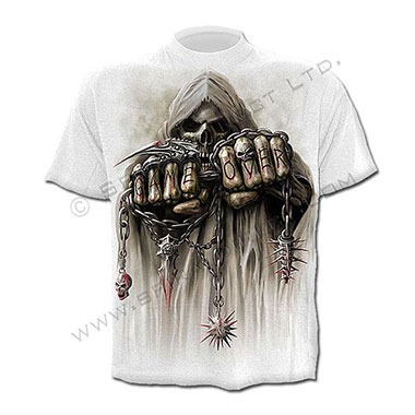 Spiral Direct - GAME OVER - T-Shirt White