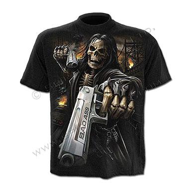 Spiral Direct - COLD STEEL - T-Shirt Black