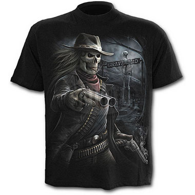 Spiral Direct - GUNSLINGER - Black