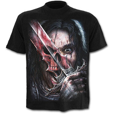 Spiral Direct - SPIRIT OF THE SWORD - T-Shirt Black