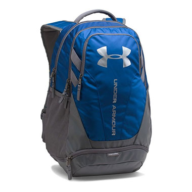 Under Armour - UA Hustle 3.0 Backpack - Royal / Graphite
