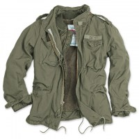 Surplus - Regiment M65 Jacket - Olive Washed