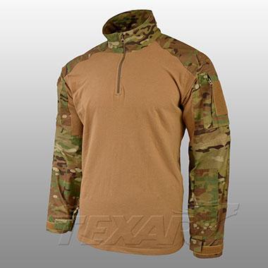 TEXAR - Combat shirt - MC Camo