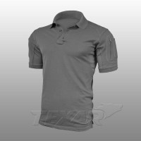 TEXAR - Polo shirt ELITE Pro - Grey