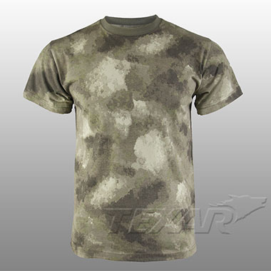 TEXAR - T-shirt  - MUD-cam