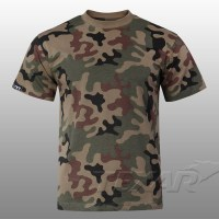 TEXAR - T-shirt  - PL camo