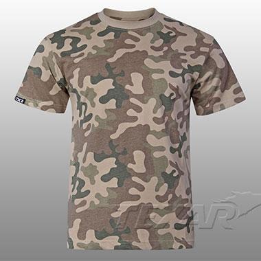 TEXAR - T-shirt  - PL desert
