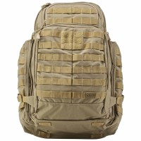 5.11 Tactical - RUSH72 Backpack - Sandstone