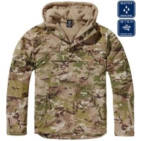 Brandit - Windbreaker - Tactical Camo
