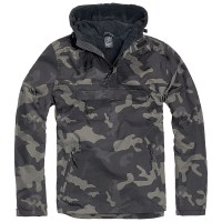 Brandit - Windbreaker - Dark Camo