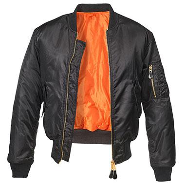 Brandit - MA1 Jacket - Black