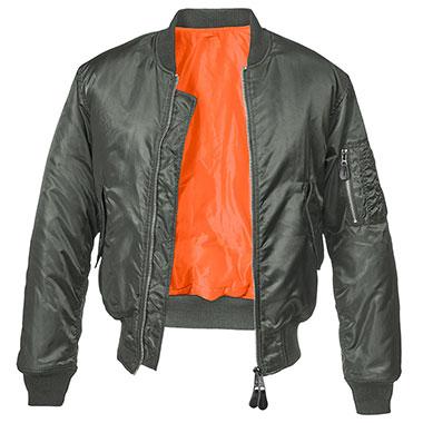 Brandit - MA1 Jacket - Anthracite