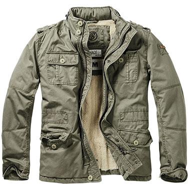 Brandit - Britannia Winter Jacket - Olive