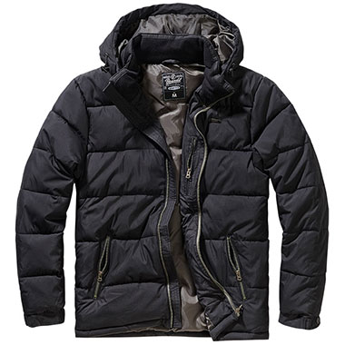 Brandit - Beaver Creek Outdoorjacket - Black