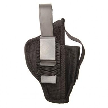 Blackhawk - Ambidextrous Shoulder Holster w Mag Pouch  - Black