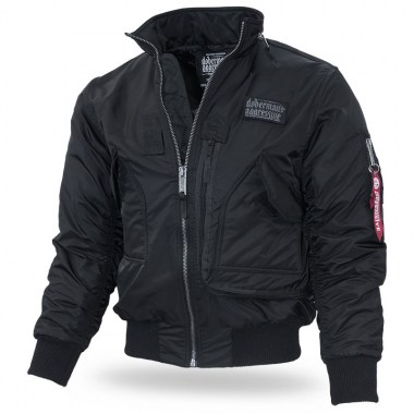 Dobermans - Jacket Offensive - Black
