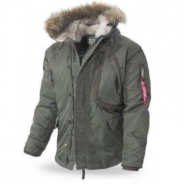 Dobermans - Jacket Offensive II - Olive