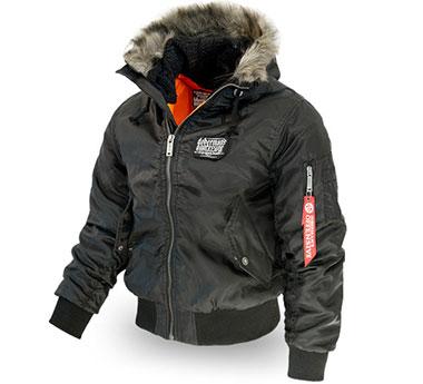 Dobermans - Offensive jacket - Black