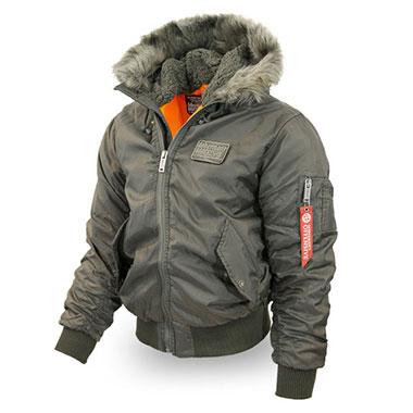 Dobermans - Offensive jacket - Olive
