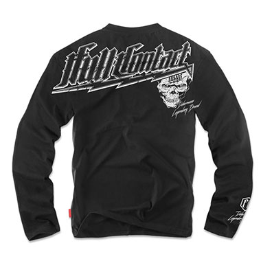 Dobermans - Longsleeve Full Contact LS114 - Black
