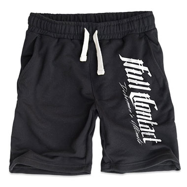 Dobermans - Full Contact Short - Black