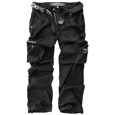 Dobermans - Expedition III Pants - Black