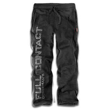 Dobermans - Full Contact Pants SPD13 - Black