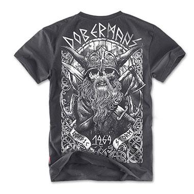 Dobermans - Viking II T-shirt - Steel