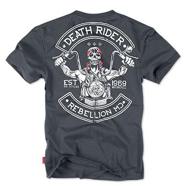 Dobermans - Death Rider T-shirt TS86 - Steel