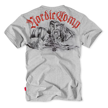 Dobermans - Nordic Comp T-shirt - Grey