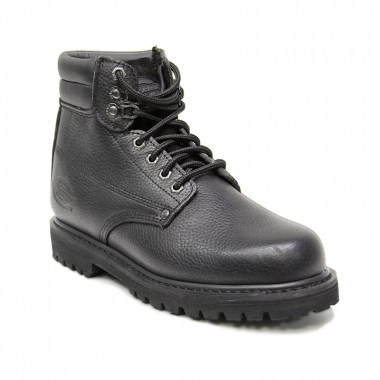 Dickies - Men's Raider Work Boots - Black