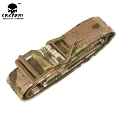 Emerson - CQB rappel Tactical Belt  - Multicam