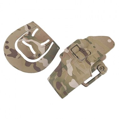Emerson - Quickly Pistol Holster for: GLOCK - Multicam