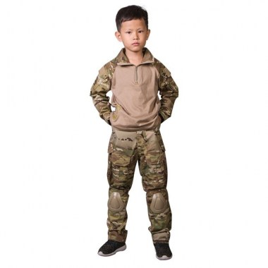 Emerson - G3 Combat Suit for Kids - Multicam