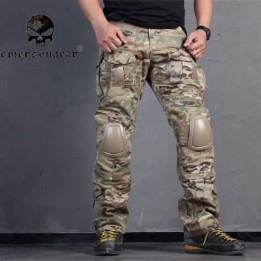 Emerson - Combat pants Gen 2 - Multicam