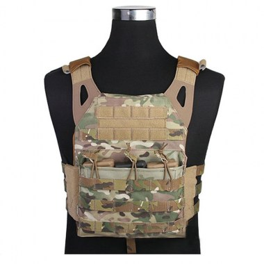 Emerson - Jumper Plate Carrier - Multicam