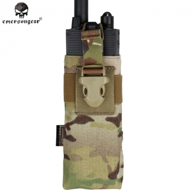 Emerson - PRC148/152 Radio Pouch FOR:RRV VEST - Multicam