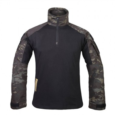 Emerson - G3 Combat Shirt - Multicam Black