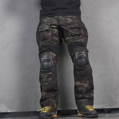 Emerson - G3 Tactical Pants Advanced Version 2017 - Multicam Black
