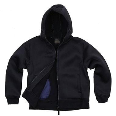 Fostex - Hooded vest- Black