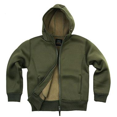 Fostex - Hooded vest- Green
