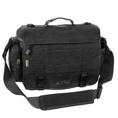 Direct Action - MESSENGER BAG MK II - Cordura - Black