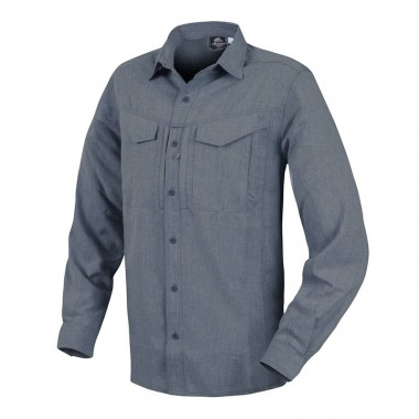 Helikon-Tex - DEFENDER Mk2 Gentleman Shirt - Melange Blue