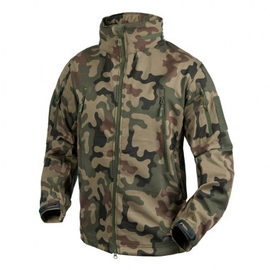 Helikon-Tex - Gunfighter Jacket - PL Woodland